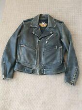 Harley Davidson Mens Lg Legendary Leather Jacket/w Liner