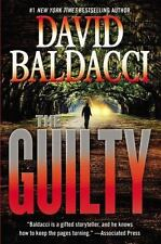The Guilty (Will Robie series), Baldacci, David, Good Book