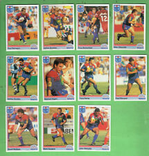 1992 RUGBY LEAGUE CARDS - NEWCASTLE KNIGHTS