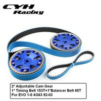 TOMEI TIMING BELT  For EVO 1-9 GALANT 4G63 154003