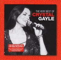 CRYSTAL GAYLE - THE VERY BEST OF : LIVE CD *NEW*
