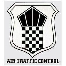 USAF AIR FORCE AIR TRAFFIC CONTROL CAR WINDOW DECAL NEW
