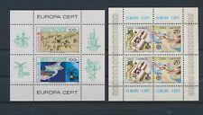 LO68684 Cyprus Turkey Europa Cept sheets MNH