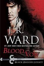Blood Vow by J R Ward (Hardback, 2016) #505