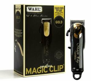 Wahl  5 Star 8148-100 Cordless Clipper - Black/Gold