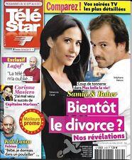 TELE STAR nº2139 30/09/2017 Más bonita la vie/ Lagaf'/Koh-lanta Fabian/ Masiero