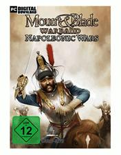 Mount & Blade Warband-Napoleonic Wars Steam Key PC new global [Lightning Shipping]