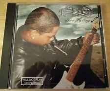 J SHIN  -   BORN TO SING  --   RARE INDIE R&B  CD
