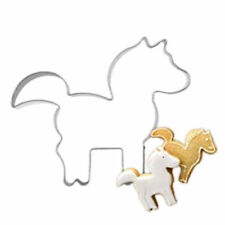 Lovely Mini Animal Horse Shape Cookie Cutter Cake Biscuit Pastry MolBSNJ
