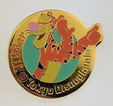 TDL Tokyo Disneyland Tigger Trading Pin 2306 Winnie the Pooh Japan