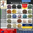 Gemstone Chips: Amethyst Citrine Garnet Prehnite Rose Quartz | Gem Crystal Range