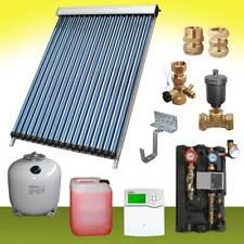 Solaranlage SPA 72 Vakuumrohre Komplettpaket Solar NEU Sofort Lieferbar