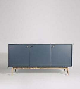 Swoon Thurlestone in China Blue Storage Sideboard