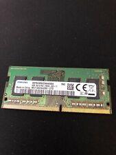Samsung Laptop Memory - 4GB - 2666mhz - 1 Module - M471A5244CB0-CTD