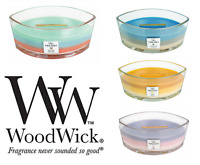 NEW HearthWick Trilogy Candles by WoodWick - Large (16oz) Scented Candle Jar
