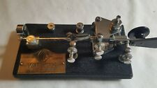 Vibroplex Champion (Black base) Bug Telegraph Key