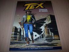 TEX REPUBBLICA 205 COLLEZIONE STORICA A COLORI TEMPESTA DI SABBIA 2010 comeNUOVO