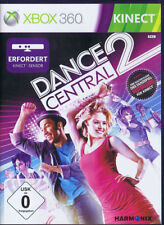 Dance Central 2 XBOX 360 kinekt (kinect necessario)