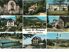 AK aus St. Radegund am Schöckl, Mehrbildkarte, Steiermark    (E15)