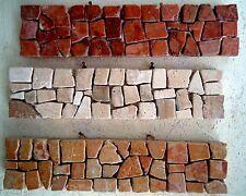 INGROSSO FASCE PALLADIANA 30x7 cm Rosone Mosaico Marmo Altri modelli in negozio