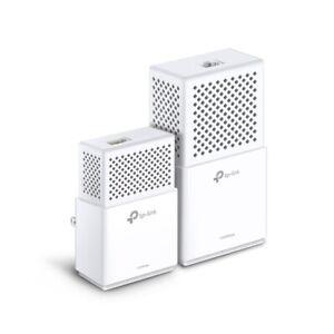 TP-Link TL-WPA7510 KIT AV1000 Powerline WLAN AC750 WiFi Gigabit LAN Extender