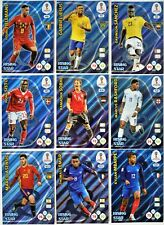 Panini Adrenalyn XL World Cup 2018 Russia/ 9 x SPECIALC. RISING STAR Nr. 416-424