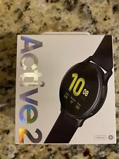 Samsung Galaxy Watch Active 2 SM-R820 44mm with Sport Band-BLACK