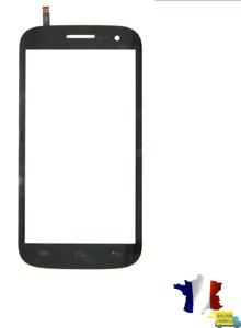 VITRE TACTILE Pour Téléphone Mobile WIKO CINK FIVE Noir