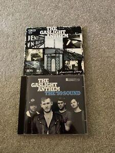The Gaslight Anthem CDs 59 Sound American Slang