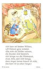 "Fleißbildchen Heiligenbild Gebetbild  Holycard"" H2616"" Ars Sacra"