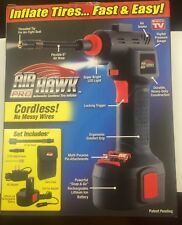 Air Hawk Pro Automatic Cordless Tire Inflator - As Seen On TV