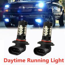 8000K Ice blue LED Headlight Fog Light bulbs for RAM 1500 2500 3500 2013-2017 2x