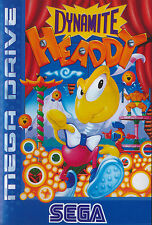 ## Dynamite Headdy - SEGA Mega Drive / MD Spiel - TOP ##
