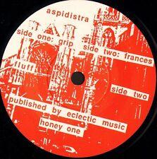 "ASPIDISTRA grip/frances HONEY ONE uk fluff 1991 7"" WS EX/"