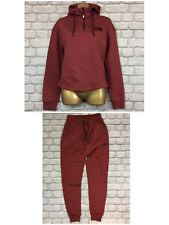 THE NORTH FACE LADIES UK S TWO PIECE FLEECE HOODIE TRACKSUIT PANTS