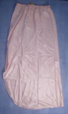 "Vintage Farr West 151 Anti-Cling Half Slip Size Small 29"" in Pink - No Tag"