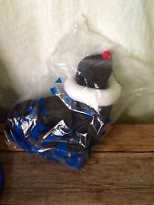 Avon Full O Beans Juggler The Seal 1997 Born July 20 Unopened Hang Tag Beanie