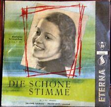 Maria Cebotari Titolo: DIE SCHONE STIMME Anno: 1961