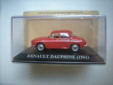 1/43 RENAULT DAUPHINE 1961