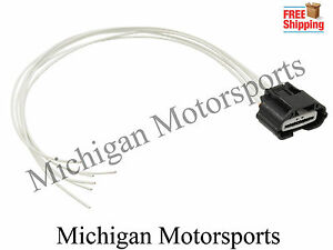 Connector MAF Mass Air Flow for 2003-2014 Nissan Infiniti 6-way 350z GT-R 6 wire