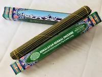 Himalayan Traditional  Herbal Tibetan Incense Sticks..