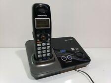 Panasonic KX-TG9321T 1.9 GHz 2-Line DECT 6.0 Expandable Digital Cordless Phone