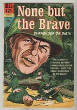 Movie Classic #12-565-506 VG 1965 Frank Sinatra None But the Brave