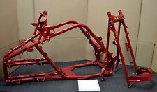 2004 Yamaha Raptor 660 660r Main Frame RED Matching Paperwork 01 02 03 04 05