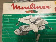 Vintage Moulinex Manual Mouli-Julienne Shredder Made in France