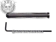 NDZ Stainless Steel Guide Rod 18LB Compact 19 23 32 38 for Glock GEN 1-3