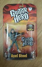Axel Steel Guitar Hero Figura De Acción Nuevo y Sellado McFARLANE TOYS OFICIAL