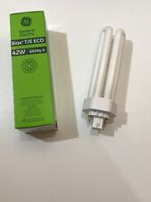 Lot of 10 - General Electric Biax T/E ECO42W 4-Pin Light Bulbs