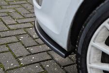 Heckansatz Diffusor Spoilerecken Seitenteile aus ABS für Ford Focus ST DA3 FL
