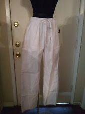 Beverly Hills Uniforms - Style #1836 Cargo Scrub Pants - White Various Sizes